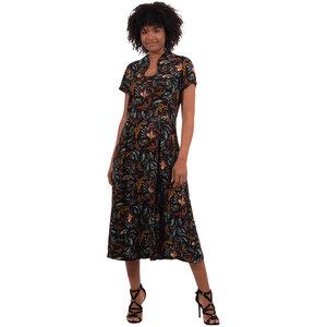 """Damen Kleid """"Dorela"""" aus Lenzing Ecovero Viskose - Chapati Design"""