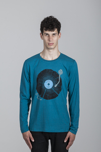 Geri T-Shirt Men Bamboo Ocean Depths - DISC - Re-Bello