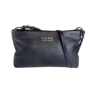Dashing Daisy Eco Midnight Blue - O MY BAG