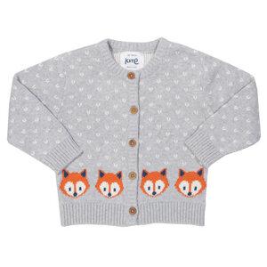 Fuchs Cardigan für Kinder - Kite Clothing