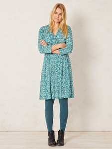 Yani Bea Dress Jade - Braintree