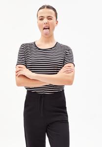 MINAA STRIPES - Damen T-Shirt aus Bio-Baumwolle - ARMEDANGELS