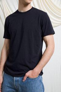 Recyceltes T-Shirt für Herren aus Baumwolle Elio - Rifò - Circular Fashion
