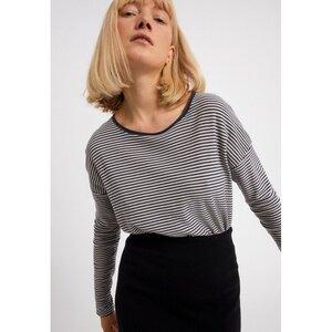 LADAA STRIPED - Damen Pullover aus TENCEL Lyocell Mix - ARMEDANGELS