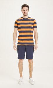 "Herren Shorts ""FIG loose EcoVero club shorts"" - GRS/Vegan - KnowledgeCotton Apparel"