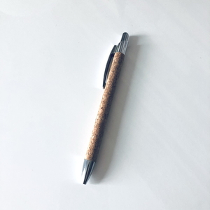 Druckkugelschreiber aus natürlichem Kork - Living in Kork