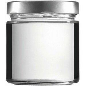 mikken Einmachglas 400 ml mit PVC freiem Schraubverschluss - mikken