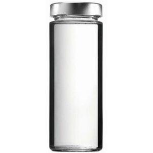 mikken Einmachglas 580 ml mit PVC freiem Schraubverschluss - mikken