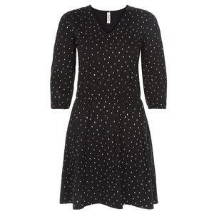 Jerseykleid Mina dot dress - People Tree