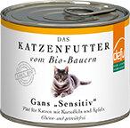 defu Bio Gans Sensitiv Pâté für Katzen - defu