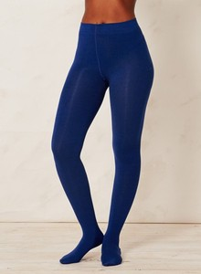 Montrose Tights Indigo - Strumpfhose - Thought | Braintree