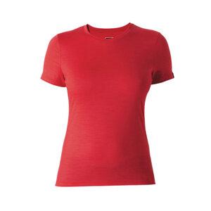 Rewoolution Damen T-Shirt Cherry - Rewoolution
