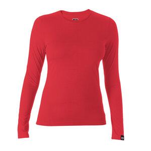 Rewoolution Damen Langarm-Shirt Berry - Rewoolution