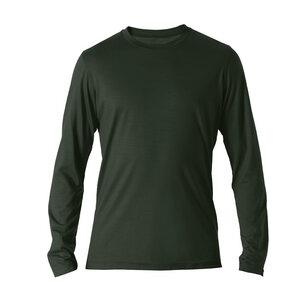 Rewoolution Herren Langarm-Shirt Grab - Rewoolution