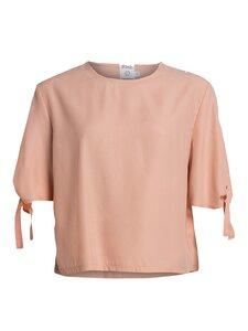 "Knot-Sleeve Shirt ""ROMIRA"" - [eyd] humanitarian clothing"