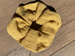 Kleiner Scrunchie aus Biobaumwolle - BeachRebelle