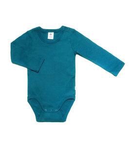 """1er bis 6er Pack Baby Langarm Body Bio-Baumwolle Rippjersey """"Leela Cotton"""" - Leela Cotton"""