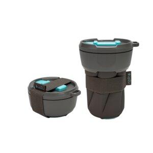 Faltbarer Mehrwegbecher MuC My useful Cup® | Made in Germany | 350ml - up2u