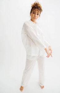 Schlafanzug Hose lang, Serie Cotton Breeze - Antichi