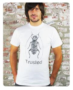 Kakerlake T-Shirt Männer - Trusted Fair Trade Clothing