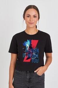 Premiumshirt - Reine Biobaumwolle & Fair hergestellt / HEAVEN IS INSIDE YOU - Kultgut