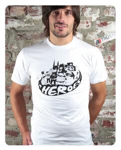 Heroes T-Shirt Männer - Trusted Fair Trade Clothing
