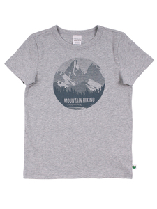 Kinder T-Shirt Mountain Hiking - Fred's World by Green Cotton