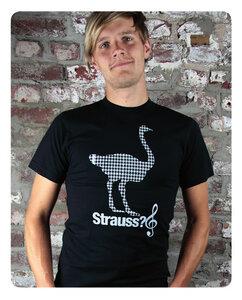 Strauss, T-Shirt Männer - Trusted Fair Trade Clothing