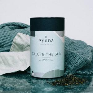 Grüner Tee – Salute The Sun - Ayuna