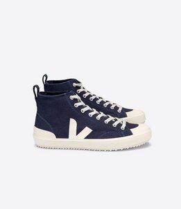 NOVA - Herren High Top Sneaker Canvas - Veja