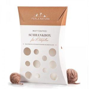 Schrankbox für Klebefallen gegen Kleidermotten - Perla Natura
