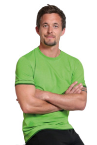Basic T-Shirt Grün - Spirit of OM