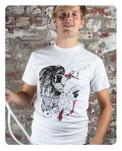 Circus Männer T-Shirt - Trusted Fair Trade Clothing
