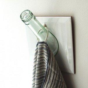 KACHELHAKEN - Handtuchhalter oder Garderobe für die Wand - Sybille Homann