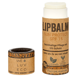 Lipbalm Sun Protect - WE LUV ECO