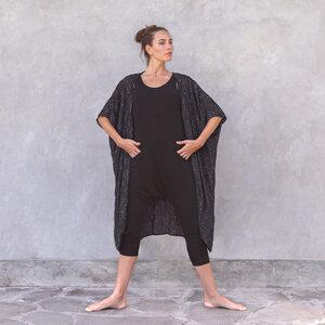 LOUISE DOTS - Damen - leichter Sommercardigan für Yoga und Freizeit - Jaya