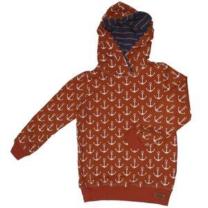 Kapuzen-Sommersweatshirt Anker - Omilich
