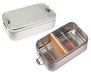 Lunchbox XL * Mehr Platz * Metall Brotdose - Cameleon Pack