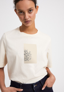 LAYAA BOTANEE - Damen T-Shirt aus Bio-Baumwolle - ARMEDANGELS
