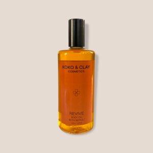 Feuchtigkeitsspendendes Körperöl mit Neroli - Koko & Clay
