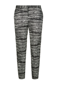 Alba Trousers - Black - People Tree