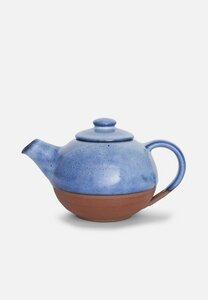 Zweifarbige Teekanne aus Keramik - FOLKDAYS