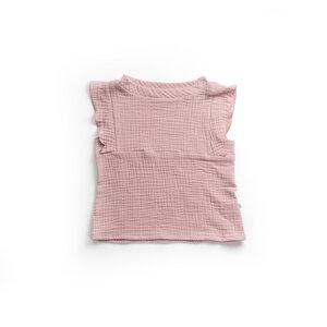 Musselin Rüschen-Shirt Sommertag - Fibi & Fibo