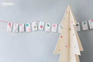 DIY Adventskalender - ENGEL.