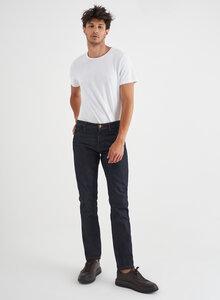 LEO - Straight Fit Selvedge RAW Denim Jeans Hose barta - barta