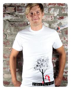 Baummädchen Männer T-Shirt - Trusted Fair Trade Clothing
