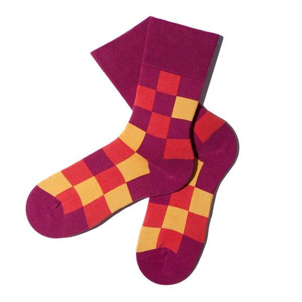 MINGA BERLIN - Pixelate Socken - Fruitpop