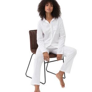 Damen Schlafanzughose weit Komfortbund Sleepsation aus Bio-Baumwolle - Mey
