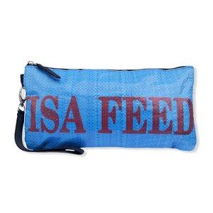 Reisecase mit Schlaufe Ri17 recycelter Reissack - Beadbags