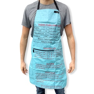 Schürze für Küche und Garten Ri20 recycelter Reissack - Beadbags